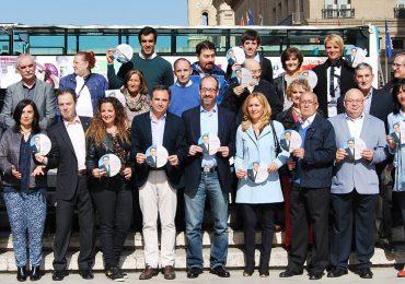 La candidatura del Partido Aragonés al Ayuntamiento de Zaragoza presenta su código ético basado en la proximidad al ciudadano