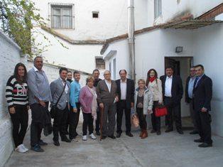 El Partido Aragonés propone la construcción de una piscina climatizada en el actual espacio de las Anejas