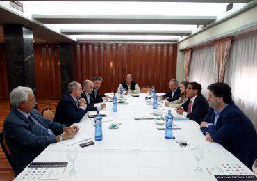 Aliaga, Guillén y Ruspira garantizan en Huesca el impulso del PAR al empleo y al desarrollo económico