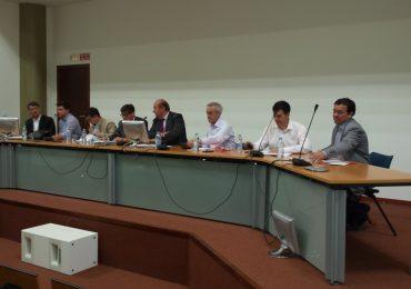 Arturo Aliaga expone el programa agrícola y ganadero ante las cooperativas agro-alimentarias de Aragón