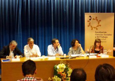 Xavier de Pedro reclama un mayor acceso de los jóvenes a la cultura y a la gratuidad de las nuevas tecnologías