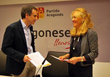 La erradicación de la pobreza, primer objetivo del proyecto del PAR al Ayuntamiento de Zaragoza