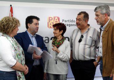 Ruspira propone crear en Huesca una oficina municipal de asesoramiento personal a desempleados para luchar contra el paro