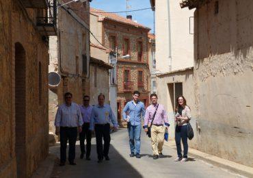 El PAR plantea una variante para Villaspesa y el ensanchamiento del acceso a la ciudad por Renfe