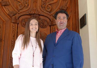 Guillén y Ruspira lanzan un mensaje de confianza a los oscenses y altoaragoneses para este domingo y para el futuro
