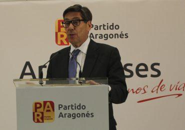 El Partido Aragonés celebrará su XIV Congreso los días 6 y 7 de junio