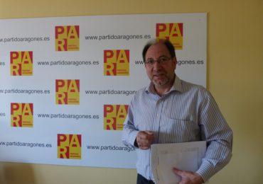 Julio Esteban, dispuesto a escuchar y aportar ideas programáticas del Partido Aragonés en beneficio de los ciudadanos