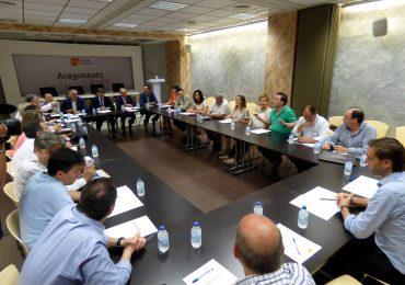 La Comisión Ejecutiva del PAR aprueba los criterios generales para la constitución de los ayuntamientos
