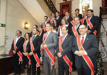 Julio Esteban y Joaquín Tomás se comprometen como concejales de Teruel a trabajar por la ciudad asumiendo delegaciones si se las ofrecen