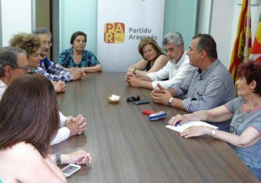 El PAR de Huesca anima a Luis Felipe para que continúe rectificando su pacto sesgado y de confrontación