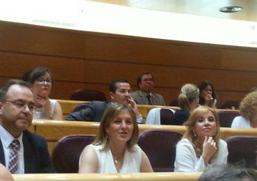 Los senadores del PAR votan en contra de la reforma de la ley orgánica del Poder Judicial