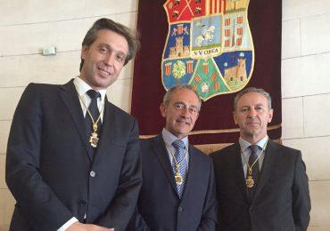 El Partido Aragonés expresa en la DPH sus criterios y compromiso de trabajo y colaboración para los altoaragoneses