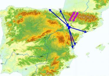 El PAR plantea a la Diputación de Huesca el apoyo de la institución al Canfranc y a la Travesía Central Pirenaica