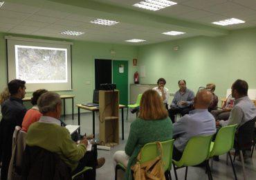 Julio Esteban informa al foro ciudadano del estado de los proyectos Life +