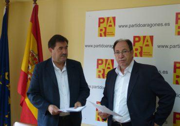 El Partido Aragonés, satisfecho con su gestión en las delegaciones de su competencia