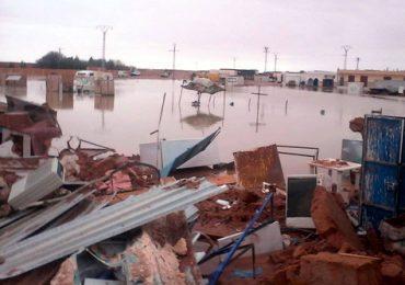 El PAR insta al Gobierno de Aragón a destinar ayuda urgente a los saharauis