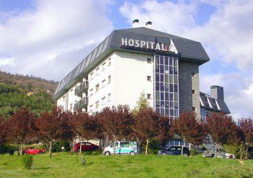 El PAR de Sabiñánigo exige al Gobierno que reponga y garantice la atención sanitaria en el hospital de Jaca