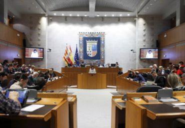 El PAR exige al Ejecutivo aragonés que defina su postura en los proyectos de conexiones eléctricas por Aragón