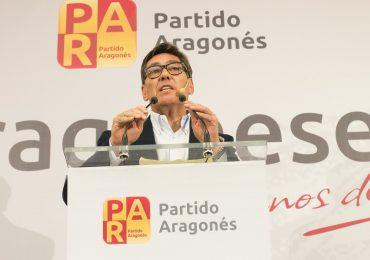 El PAR rechaza contundentemente la fusión de municipios que plantea Ciudadanos y que en Aragón pasarían de 731 a 23