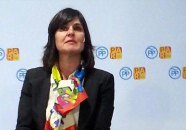 Elena Allué reafirma el compromiso del Partido Aragonés con las políticas que aseguran los servicios sociales y las pensiones a las personas mayores