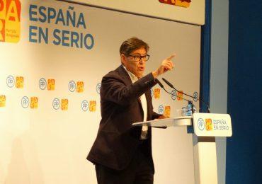 """Aliaga condena enérgicamente el ataque de violencia a Rajoy y señala que es una agresión """"inadmisible"""" e """"indignante"""""""