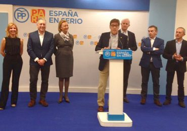 La Coalición PP-PAR gana las elecciones generales en Aragón