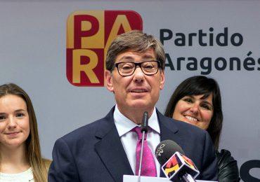 El PAR acoge con satisfacción la decisión del TC que permite a Aragón gestionar la reserva hídrica