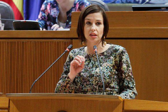 El PAR propone en las Cortes la ampliación y mejora del colegio de Aínsa