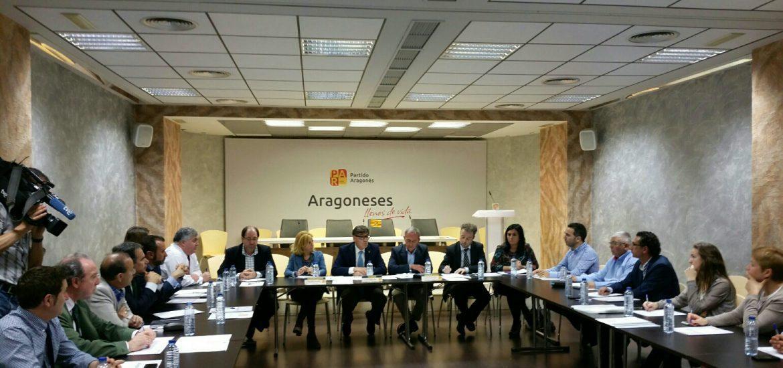 La Comisión  Ejecutiva del PAR confirma a Rosa Santos y Belén Ibarz como candidatas del PAR al Senado para las generales del 26-J
