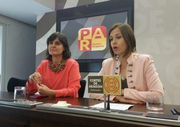 """El PAR exige al Gobierno PSOE-CHA que resuelva la situación de """"asfixia"""" económica de las comarcas pagando lo adeudado y abonando los intereses de los créditos pedidos para hacer frente a los servicios"""