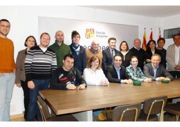 El PAR de Huesca señala la postura de determinados partidos que renuncian a las lenguas propias de Aragón