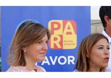 Belén Ibarz (PAR) advierte que no nos conviene a los aragoneses ni a los españoles un gobierno radical
