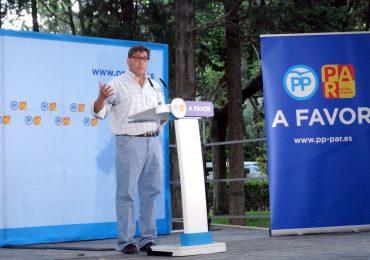 Arturo Aliaga anima y ofrece argumentos para convencer a los indecisos a votar PP-PAR