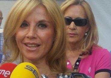 Rosa Santos dice que sólo la coalición PP-PAR es garantía de prosperidad para Aragón y España