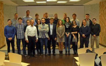 Los jóvenes del Partido Aragonés recuperan su Trobada Nazional