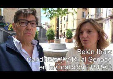 Arturo Aliaga y Belén Ibarz – Compromiso con Aragón PP-PAR