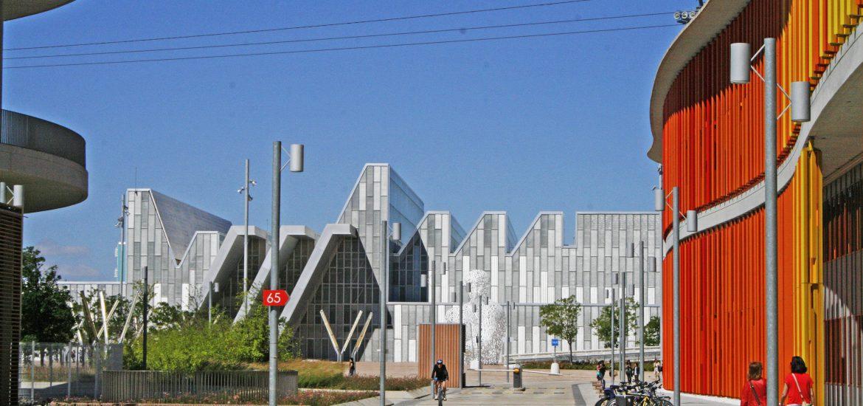 El PAR Zaragoza reclama la apertura de los espacios cerrados del recinto Expo 2008 cuando se cumple el octavo aniversario de su clausura