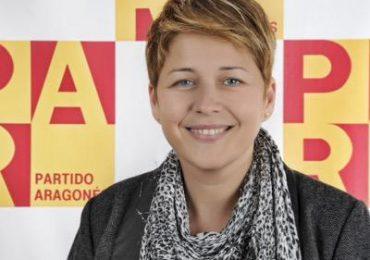 """Berta Zapater: """"Los hospitales de Teruel y Alcañiz no pueden esperar"""""""
