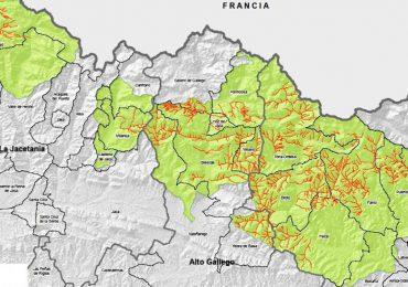 El PAR llama a los ayuntamientos a alegar ante el radical plan de protección de la rana que puede acabar con el barranquismo y otras actividades en casi medio Pirineo