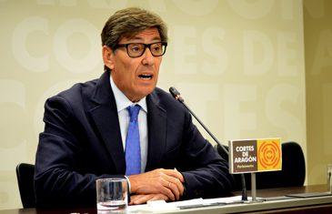 """Arturo Aliaga desea que tras la investidura de Rajoy  llegue """"la apertura al diálogo"""""""