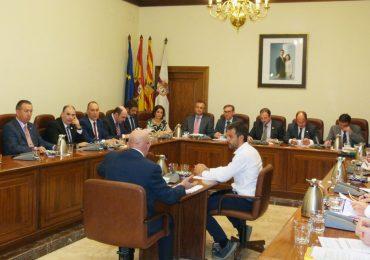 La DPT solicitará, a propuesta del PAR, que se relaje la regla de gasto a los ayuntamientos solventes