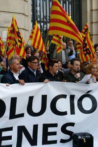 """Aliaga pide a la DGA que no se preste a ningún acuerdo o solución """"trampa"""" que pudiera proponerle la Generalitat por las pinturas de Sijena"""