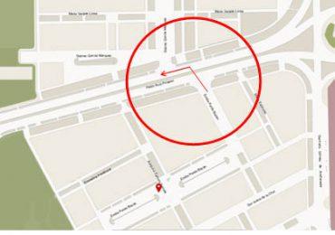 El PAR Zaragoza propone que se permita el giro desde Emilia Pardo Bazán hacia avenida Ranillas para evitar embotellamientos en el Actur