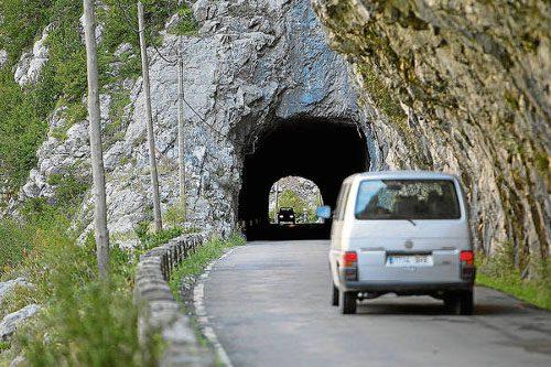 El PAR exige al Gobierno PSOE-CHA que cumpla  sus compromisos y los acuerdos de las Cortes para mejorar ya la carretera del Valle de Chistau