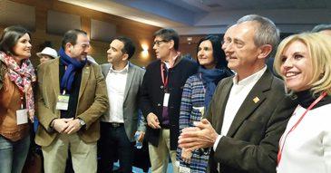 Gran éxito de participación en la Jornada del PAR en Teruel sobre el futuro territorial de Aragón