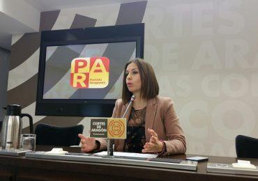 """El PAR da """"un tirón de orejas"""" a la DGA y pide que se ponga en marcha la comisión de estudio solicitada  por las Cortes el año pasado"""