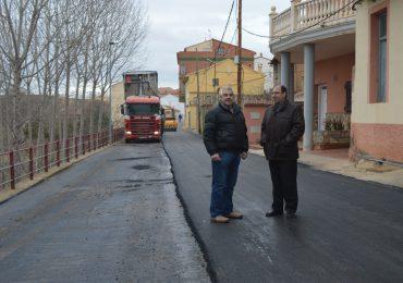 El Partido Aragonés en el Ayuntamiento de Teruel impulsa mejoras viarias y de seguridad en varios barrios pedáneos