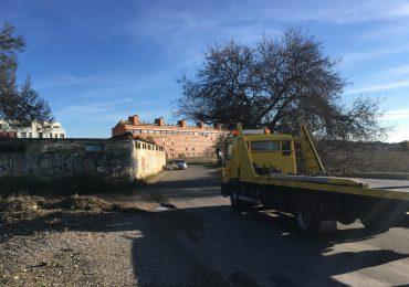 El PAR de Huesca pide al ayuntamiento la mejora de seguridad y tránsito en la prolongación de la calle Estrecho Quinto hacia 'Coso Real' y Miquera