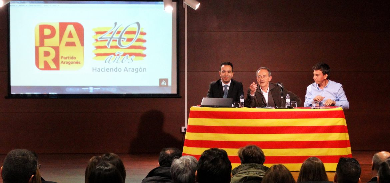 El Partido Aragonés reclama y ofrece estabilidad y voluntad de acuerdo para impulsar el desarrollo y bienestar en Aragón y de los aragoneses