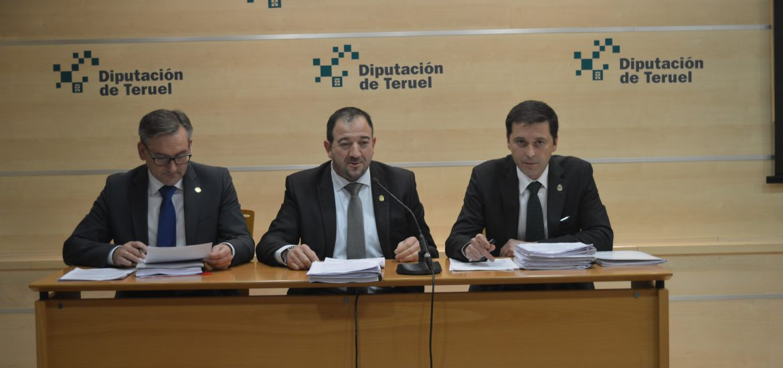 El Partido Aragonés en la DPT apuesta por el empleo y el apoyo a los municipios en el presupuesto de 2017